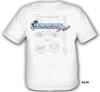 LancerShop Ver. 1 White T-Shirt : Medium