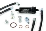 MAPerformance Turbocharger Oil Feed Line Kit - Evo 8/9