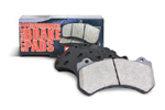 StopTech Front Brake Pads Street Performance - Lancer Ralliart