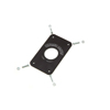 Chase Bays Mil Spec Connector Mounting Plate