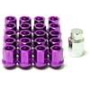 MXP X-Dura Lug Nuts - Purple 1.5mm