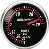 Autometer Nexus Boost Gauge 30/30