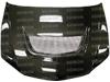 Seibon OEM Style Carbon Fiber Hood - EVO 8/9