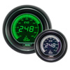 ProSport EVO Series 52mm Electric Oil Temperature Gauge Green/White