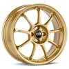 "O.Z Alleggerita HLT Gold 18"" Rims Set (4) EVO 8/9"