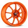 "O.Z Alleggerita HLT Orange 18"" Rims Set (4) EVO X"