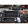 SSP Front Mount Trans Cooler Package - EVO X MR