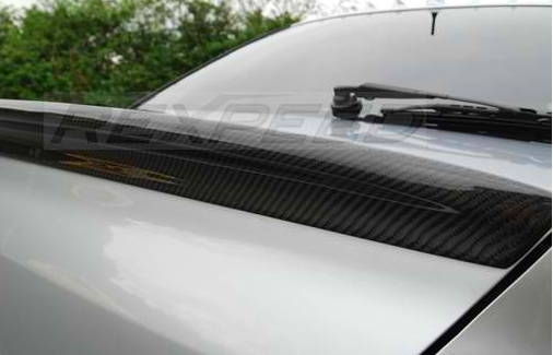 Rexpeed Type-1 Carbon Fiber Trunk Spoiler EVO 8/9