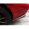 Rexpeed Rear Bumper Side Spats - EVO X