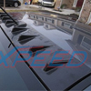Rexpeed Carbon Vortex Generator - EVO X SSS Flat Roof