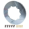 Girodisc 2pc Rear Rotor Ring Replacements - EVO 8/9