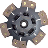 RMR Full Face Clutch Disk - EVO 8/9