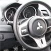 Mitsubishi OEM Combination Meter Glass - EVO X 2008-2009