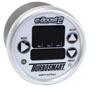 TurboSmart e-Boost2 Sport Compact (60mm) White/Silver