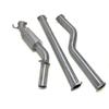 STM Aluminum Cat-Back Exhaust - EVO 8/9