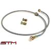 STM Master To Slave Full Clutch Line Kit - EVO 8/9