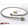 STM Stainless Upper Clutch Line Kit - EVO 8/9