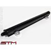 STM Black Fuel Rail - EVO 8/9