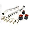 STM Aluminum Upper Intercooler Pipe Kit - EVO X