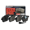 StopTech Front Street Performance Brake Pads - Lancer Ralliart 2009+