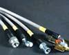 Stoptech Rear SS Brake Lines Kit - EVO X 2008-2010