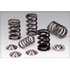 Supertech Single Valve Springs + Titanium Retainers Set - EVO 8/9