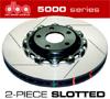 DBA 5000 EVO Front Slotted Brake Rotors Set