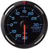 Defi Blue Racer Boost Gauge : PSi