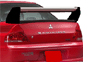 Mitsubishi OEM JDM EVO 7 Trunk Badge