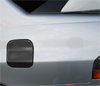 Rexpeed Carbon Fiber Fuel Door Cover - EVO 8/9