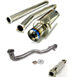 Megan Racing EVO Turbo Back Exhaust System
