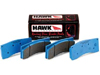 Hawk Blue Rear EVO Track Brake Pads