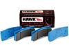 Hawk Blue Rear EVO Track Brake Pads