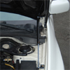 Rexpeed Carbon Fiber Hood Damper - EVO 8/9
