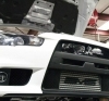 AMS Front Mount Intercooler: EVO X