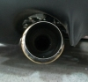 AMS Racing Series Cat-Back Exhaust - EVO X
