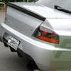Rexpeed Carbon Fiber T1 Trunk Spoiler - EVO 8/9