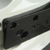 Rexpeed Carbon Fiber Plate Bracket - EVO 9