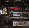 AGP Front Mount Intercooler: EVO X