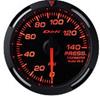 Defi Red Racer Pressure Gauge
