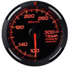 Defi Red Racer Temperature Gauge