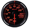 Defi Red Racer Boost Gauge