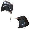 Tyrant Carbon Fiber Exhaust Shield Set (2) EVO X