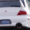 Mitsubishi OEM Rear Bumper: EVO 8/9