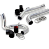 AGP Aluminum Hard Pipe Kit- Evolution X