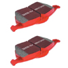 EBC Red Stuff FRONT Brake Pads Set: EVO 8/9