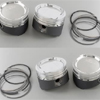 Wiseco Piston and Ring Kit: EVO 8/9
