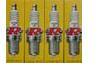 NGK BPR7ES Turbo Spark Plugs (4)