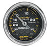Autometer Carbon Fiber Boost Gauge
