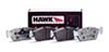Hawk HP Plus Rear Brake Pads - Lancer EVO